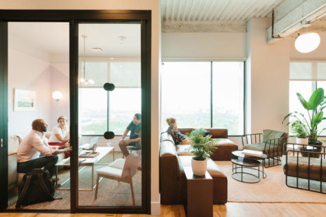 WeWork: The American start-up epitomized