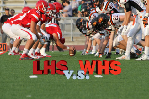 LHS vs. WHS: forever rivals