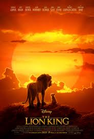 Lion King official movie poster