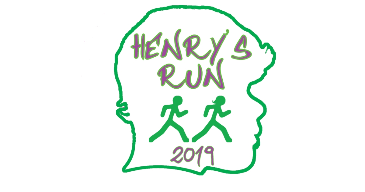 The 8th Annual Henry's Run will take place on April 27, 2019.