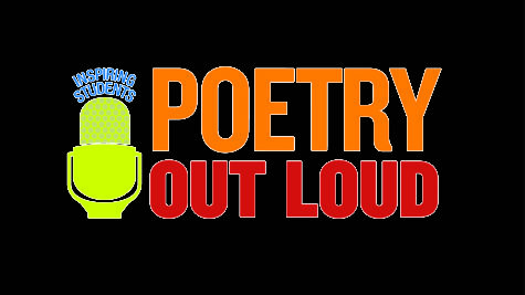 Poetry Out Loud is a bop
