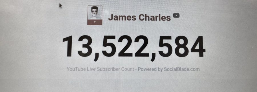 James+Charles%27%2C+beauty+influencer%2C+career+is+taking+a+beating+with+the+current+happenings.+