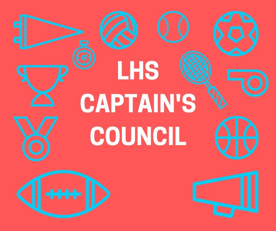 The LHS Captain's Council is a new addition to the school this year.