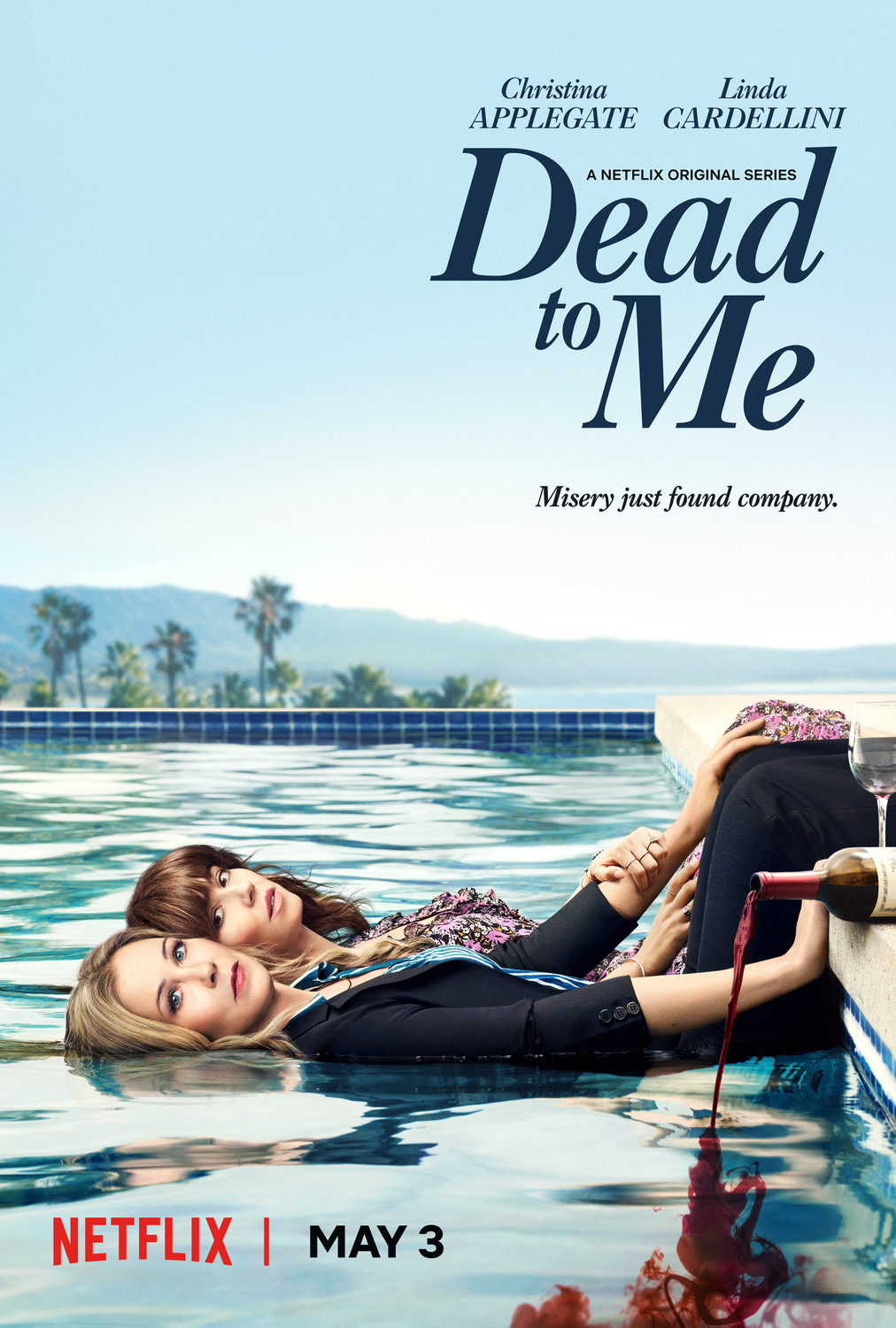 Dead To Me Tv poster