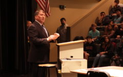 Mike Rounds makes rounds at LHS