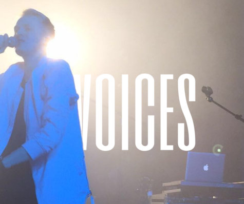 'Voices': more than just music