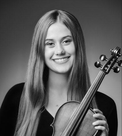 Washington Pavilion welcomes LHS violinist