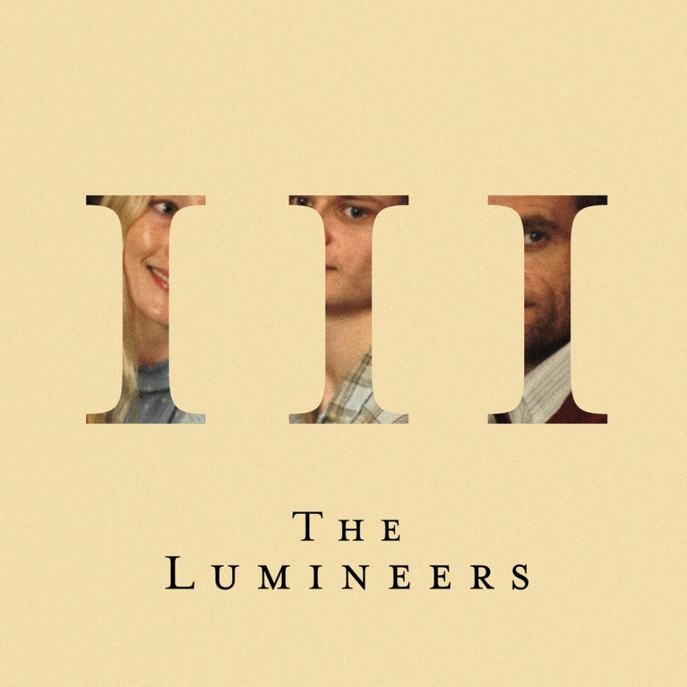 The Lumineers released their new album