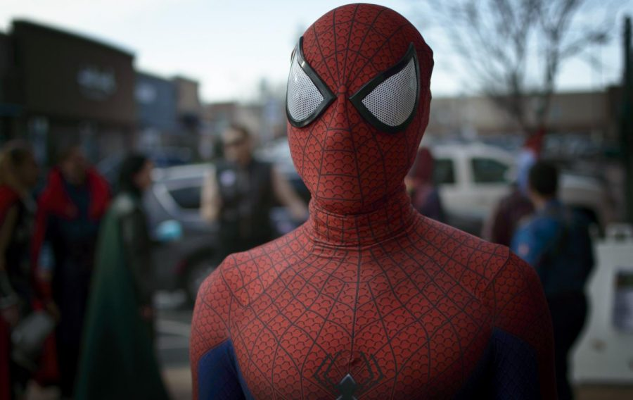 Spider-Man+has+been+a+fan+favorite+character+in+the+Marvel+universe+for+years.