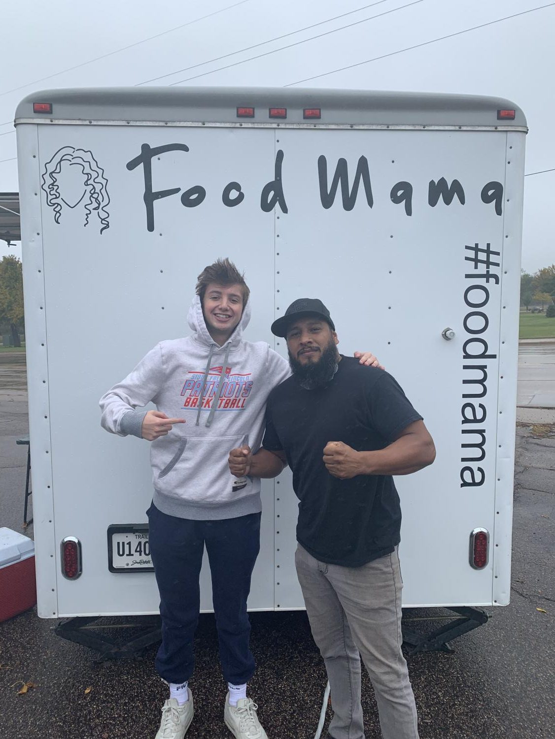 Food Mama is located at the corner of Cliff and 11th.