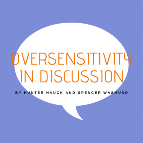 Oversensitivity in discussion