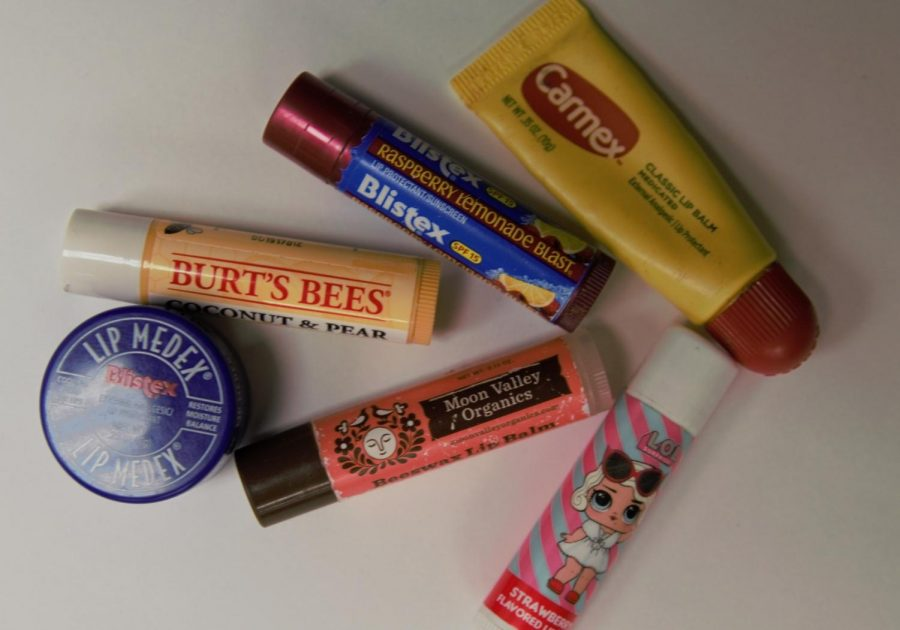 Chapstick is an essential part of the lives of many high schoolers.