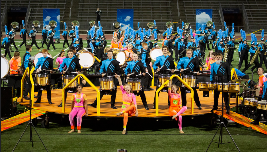 According to KSFY, the LHS marching band is one of the largest bands in the Upper Midwest, with more than 200 members.