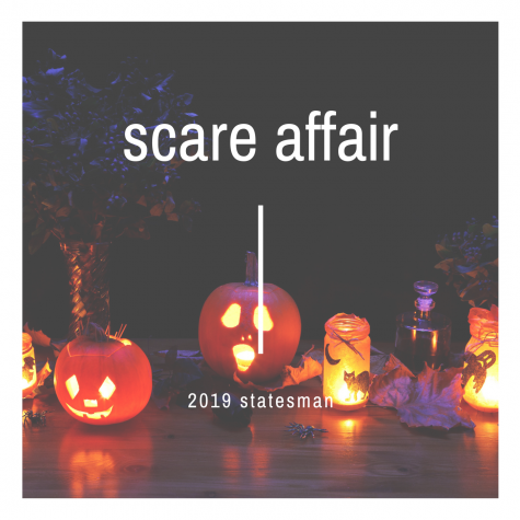 Fourth Annual Statesman Scare Affair
