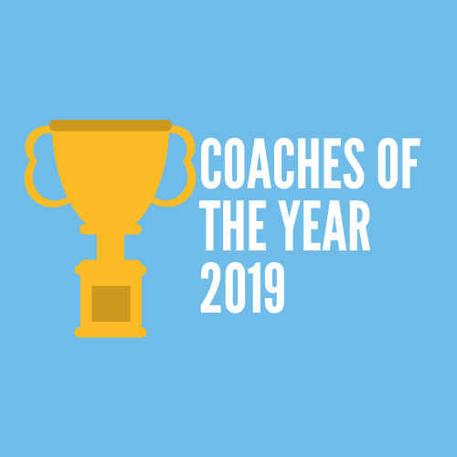Coaches of the year 2019