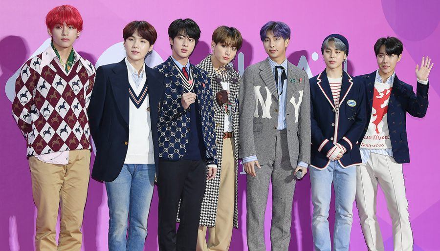 Boys without love; BTS snubbed at the Grammys