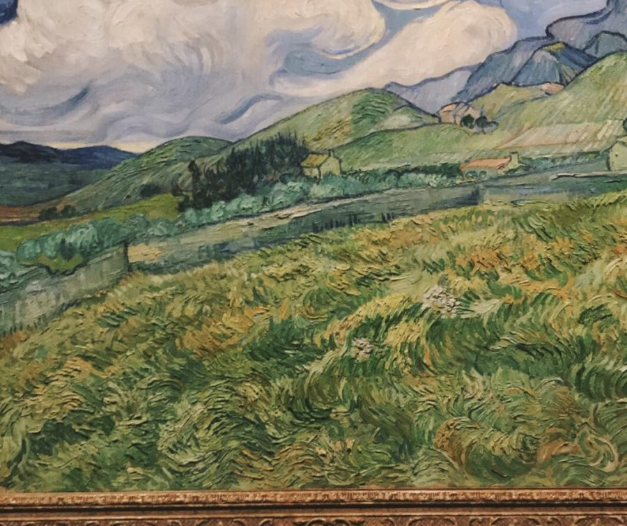 From the works of Van Gogh to Monet, every priceless work must be consumed by he who has never tasted wealth; when all else is gone, their final course shall be the rich.