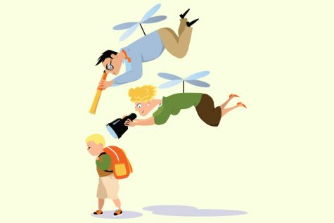 Helicopter parenting leaves no room for children to improve on errors, let alone make their own decisions.
