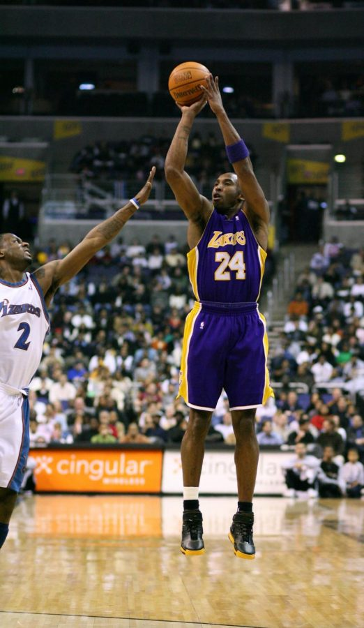Kobe Bryant, an NBA legend, died on Jan. 26 at the age of 41.