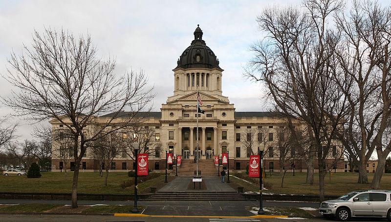 The legislative session in South Dakota runs from Jan. 14, 2020 to March 9, 2020.