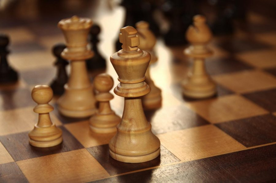 Chess Club meets in Mr. Ferry's room, A204, after school on Tuesdays until 4:30.