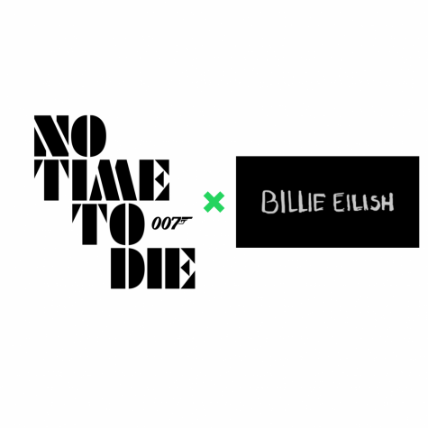 Billie Eilish created the opening theme song for the newest James Bond movie, 'No Time To Die' which is set to release April 20.