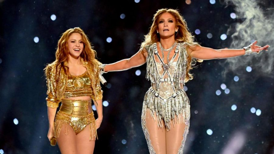 Shakira and J.Lo performing at the 2020 Super Bowl, and making it one to reminisce.