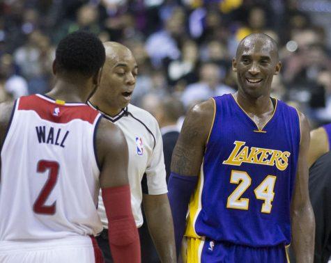 Kobe Bryant 8 vs 24