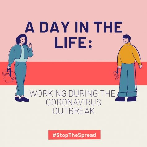 A day in the life: Working during the coronavirus outbreak