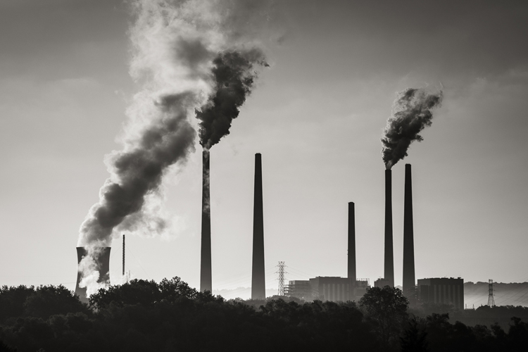 The lock down in China reduced emissions by 250 million tons.