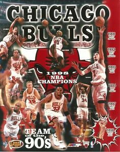 The documentary followed the Chicago Bulls around the entire 1997-1998 season.