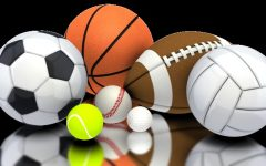 Many sporting events in 2020 have been cancelled because of COVID-19.