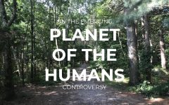 "In summer of 2019, Jeff Gibbs and filmmaker Michael Moore debuted the premiere of their new climate change documentary ""Planet of the Humans,"" which argues that many in the renewable energy industry have become just as corrupt as those in the fossil fuel industry by false promises of indefinitely sustainable energy or corporate contributions."