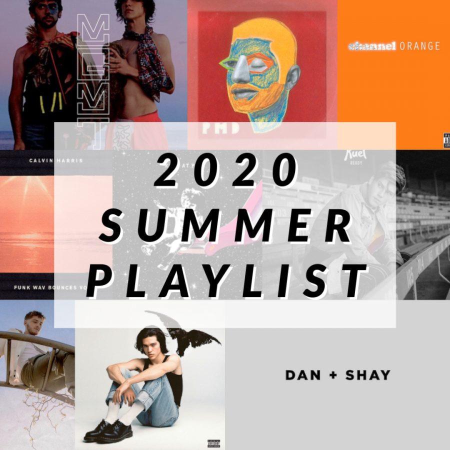 2020 summer playlist