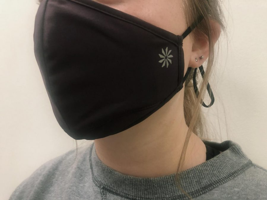 The increased importance of wearing a mask with quarantine policy change