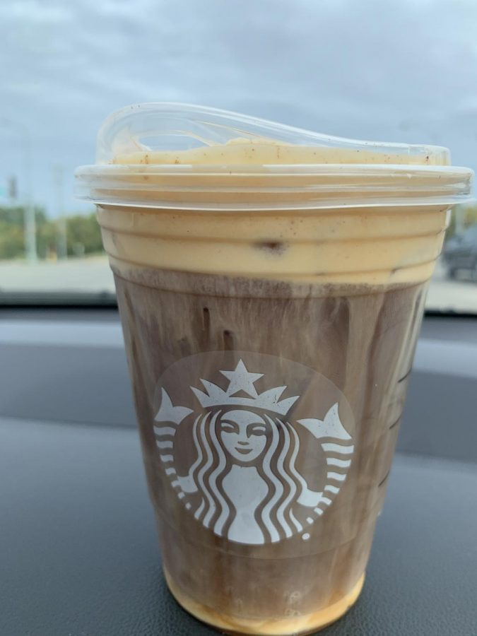The Starbucks Pumpkin Cream Cold Brew is a drink many have become fond of during the fall months.