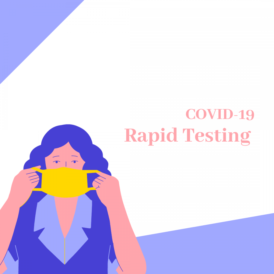 The SFSD will now be allowed to file for rapid COVID-19 testing for their staff.