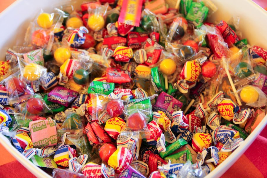 Let's be honest, everyone likes candy, so why would we stop teens from trick-or-treating?