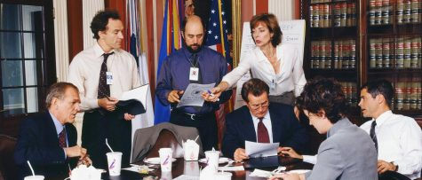 'West Wing' cast reunites to benefit voter turnout