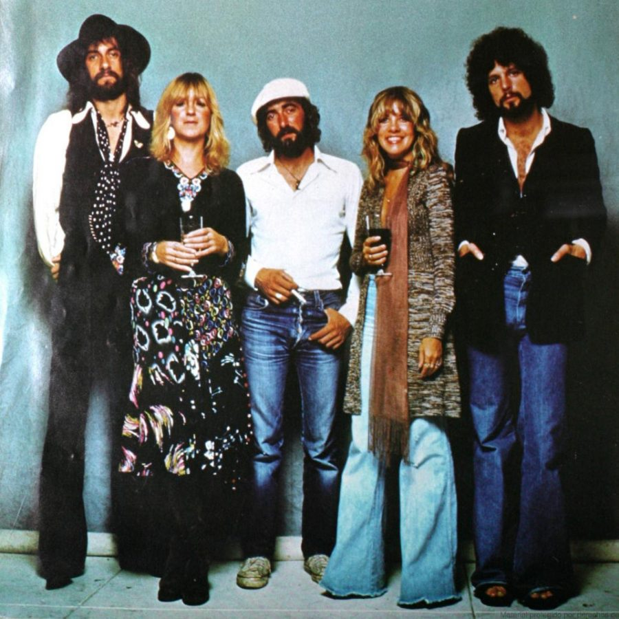 Fleetwood Mac's 'Rumours' hits Top 10 chart 43 years after its release.