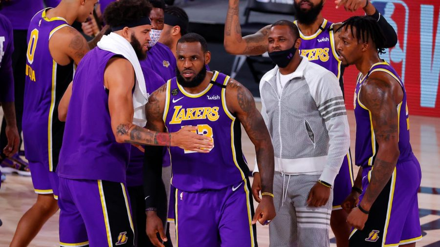 The Lakers won the NBA Championship in 2020. Anthony Davis and Lebron James led the team with their leadership and talents.