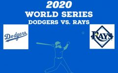 The Los Angeles Dodgers faced off against the Tampa Bay Rays in the 2020 World Series