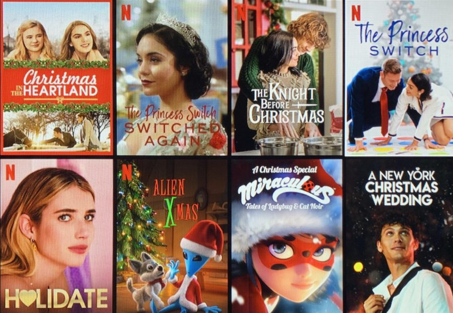 With almost 30 new Christmas movies and TV shows being released on Netflix, everyone is sure to find a film they love.