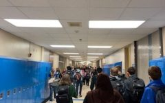 Congested hallways are the norm for LHS, so please follow these simple unwritten rules to keep them running smooth.