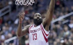 James Harden is begging to be traded.