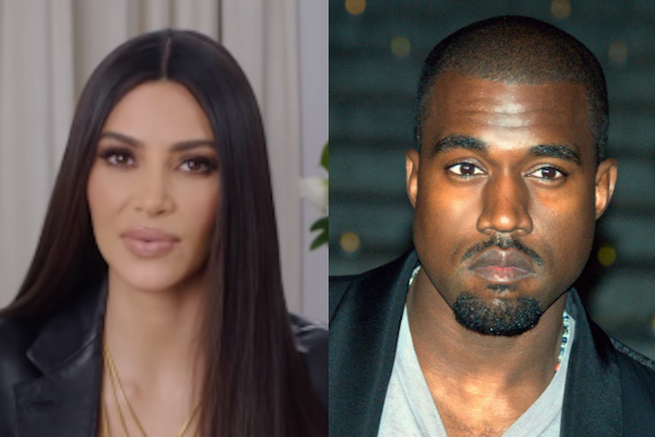 Kim Kardashian and Kanye West are calling it quits after nearly seven years of marriage.
