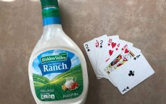 Ranch dressing and card playing... what's more Midwestern than that??