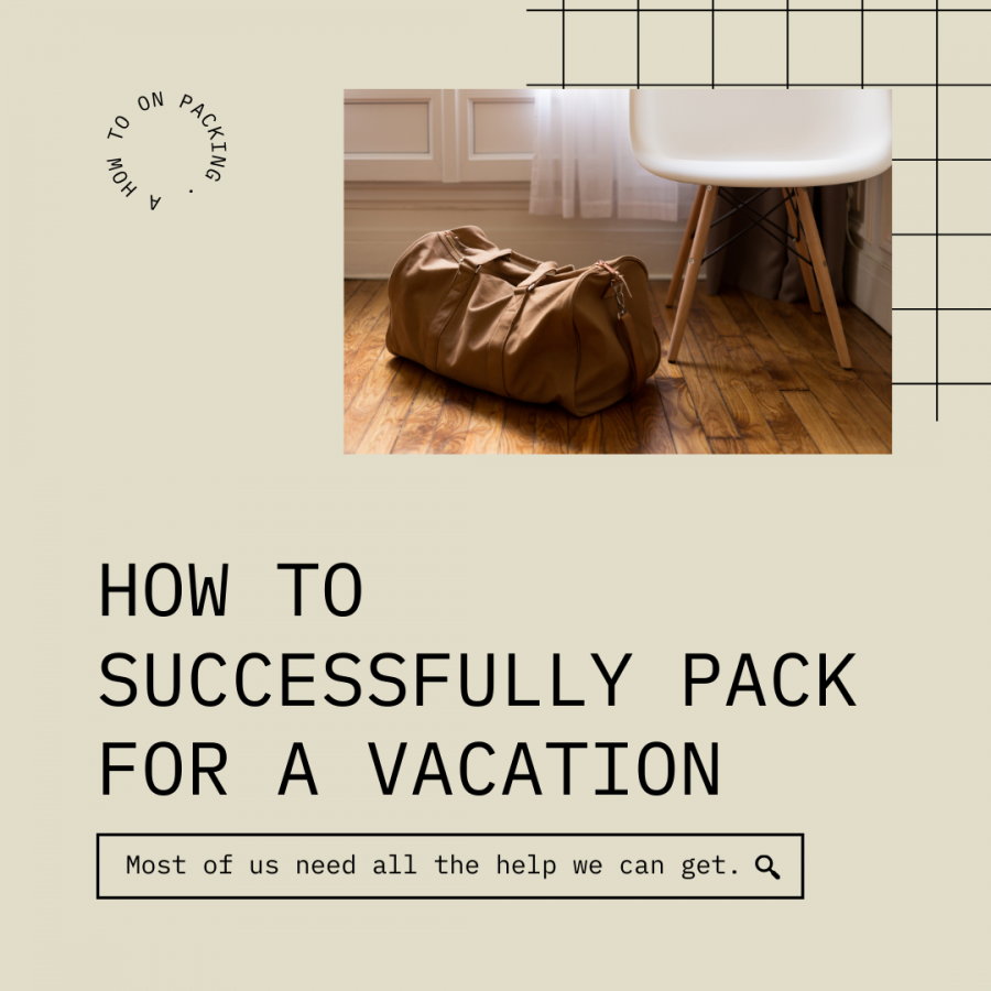 Here is a list of the five non-negotiables for any vacation.