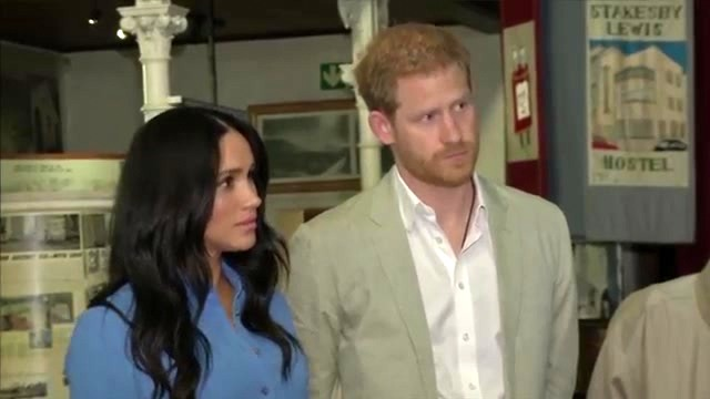Duke and Duchess of Sussex, Prince Harry and Meghan Markle