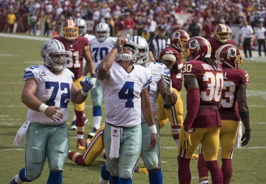 Dak Prescott is set to enter his 6th NFL season.